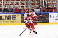 2020-03-07   Ljungby, Sverige: Troja-Ljungby (54) Alexander Edström under matchen i Hockeyettan mellan IF Troja/Ljungby och Bodens HF i Ljungby Arena ( Foto av: Fredrik Sten   Swe Press Photo )<br /> <br /> Nyckelord: Ljungby, Ishockey, Hockeyettan, Ljungby Arena, IF Troja/Ljungby, Bodens HF, fstb200307, playoff, kval