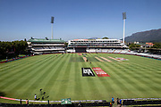 General shots of the ground during the One Day International match between South Africa and England at PPC Newlands, Capetown, South Africa on 4 February 2020.