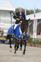 Greve Willem, NED, Grandorado TN<br /> Final 7 years  old Horses<br /> Zangersheide FEI World Breeding Jumping Championship 2018<br /> © Hippo Foto - Julien Counet