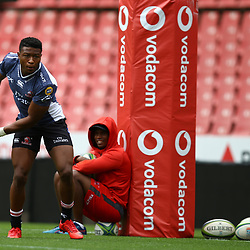 General views during the Emirates Lions Captain Run at the Emirates Airlines Park, South Africa. 23 February 2018 (Photo by Steve Haag/UAR)