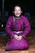 Stunning images reindeer herders of Mongolia<br /> <br /> Tsaatan people are reindeer herders and live in northern Kh&ouml;vsg&ouml;l Aimag of Mongolia. Originally from across the border in what is now Tuva Republic of Russia,the Tsaatan are one of the last groups of nomadic reindeer herders in the world. They survived for thousands of years inhabiting the remotest Ulaan ta&iuml;ga, moving between 5 and 10 times a year. <br /> The reindeer and the Tsaatan people are dependent on one another. Some Tsaatan say that if the reindeer disappear, so too will their culture. The Tsaatan depend on the reindeer for almost, if not all, of their basic needs:  their reindeers provide them with milk, cheese, meat, and transportation. They sew their clothes with reindeer hair, reindeer dung fuels their stoves and antlers are used to make tools. They do not use their animals for meat. This makes their group unique among reindeer-herding communities. As the reindeer populations shrink, only about 40 families continue the tradition today. Their existence is threatened by the dwindling number of their domesticated reindeer. Many have swapped their nomadic life for urban areas. <br /> <br /> Ulziisaihan and Ulziitsetseg, daughters of Narahuu &amp; Bolorma<br /> &copy;Pascal MANNAERTS/Exclusivepix Media
