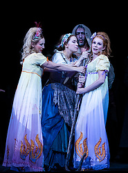 Rossini's La Cenerentola is retold by Norwegian director Stefan Herheim's extraordinary production of Rossini's effervescent Cinderella opera. The opera is part of the Edinburgh International Festival and runs at the Festival Theatre from 24-26 August 2018.