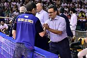 DESCRIZIONE : Reggio Emilia Lega A 2014-15 Grissin Bon Reggio Emilia - Banco di Sardegna Dinamo Sassari playoff Finale gara 5 <br /> GIOCATORE : vip Paolo Citrini<br /> CATEGORIA : vip<br /> SQUADRA : Banco di Sardegna Sassari<br /> EVENTO : LegaBasket Serie A Beko 2014/2015<br /> GARA : Grissin Bon Reggio Emilia - Banco di Sardegna Dinamo Sassari playoff Finale gara 5<br /> DATA : 22/06/2015 <br /> SPORT : Pallacanestro <br /> AUTORE : Agenzia Ciamillo-Castoria/GiulioCiamillo<br /> Galleria : Lega Basket A 2014-2015 Fotonotizia : Reggio Emilia Lega A 2014-15 Grissin Bon Reggio Emilia - Banco di Sardegna Dinamo Sassari playoff Finale  gara 5<br /> Predefinita :