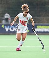 BILTHOVEN - hoofdklasse competitie dames, SCHC-Amsterdam.  Maria Verschoor (A'dam)   COPYRIGHT KOEN SUYK