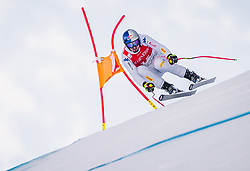 27.01.2019, Streif, Kitzbühel, AUT, FIS Weltcup Ski Alpin, SuperG, Herren, im Bild Dominik Paris (ITA) // Dominik Paris of Italy in action during his run in the men's Super-G of FIS ski alpine world cup at the Streif in Kitzbühel, Austria on 2019/01/27. EXPA Pictures © 2019, PhotoCredit: EXPA/ Johann Groder