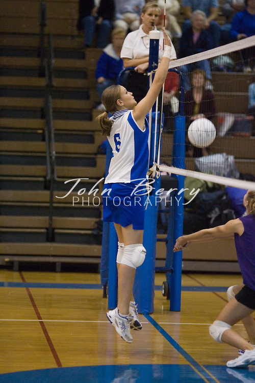 MCHS JV Volleyball..Madison (2) vs Strasburg (1)..October 18, 2005..