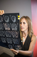 Associate Professor Sarah Wilson Centre for Neural Engineering.