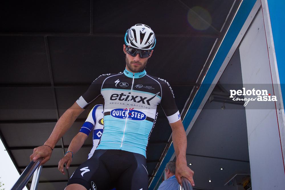 Tour of Turkey 2015/ Stage 3/ Kemer to Elmali/ 165 km/ Etixx Quickstep