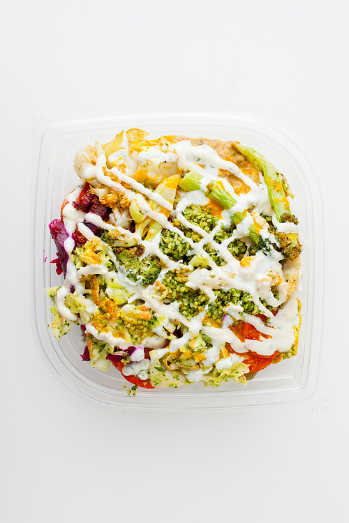 Veggie Bowl from Maoz ($10.83)