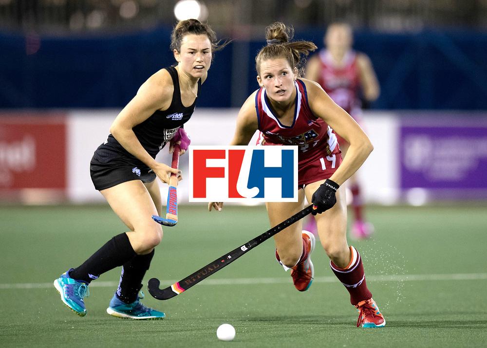 AUCKLAND - Sentinel Hockey World League final women<br /> Match id: 10300<br /> 10 New Zealand v USA<br /> Foto: Lauren Moyer <br /> WORLDSPORTPICS COPYRIGHT FRANK UIJLENBROEK