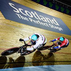 20191108 Glasgow WC Track