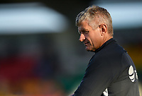 18 July 2019; SK Brann manager Lars Arne Nilsen during the UEFA Europa League First Qualifying Round 2nd Leg match between Shamrock Rovers and SK Brann at Tallaght Stadium in Dublin. Photo by Eóin Noonan/Sportsfile