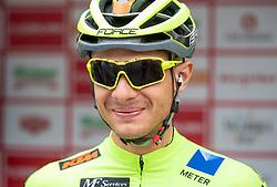 09.07.2019, Frohnleiten, AUT, Ö-Tour, Österreich Radrundfahrt, 3. Etappe, von Kirchschlag nach Frohnleiten (176,2 km), im Bild Sebastian Schoenberger (Neri Selle Italia KTM, AUT) // Sebastian Schoenberger (Neri Selle Italia KTM AUT) during 3rd stage from Kirchschlag to Frohnleiten (176,2 km) of the 2019 Tour of Austria. Frohnleiten, Austria on 2019/07/09. EXPA Pictures © 2019, PhotoCredit: EXPA/ Johann Groder
