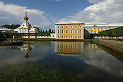 Peterhof. Former Palace of Peter (and later Katharina) the Great at the outskirts of the city.