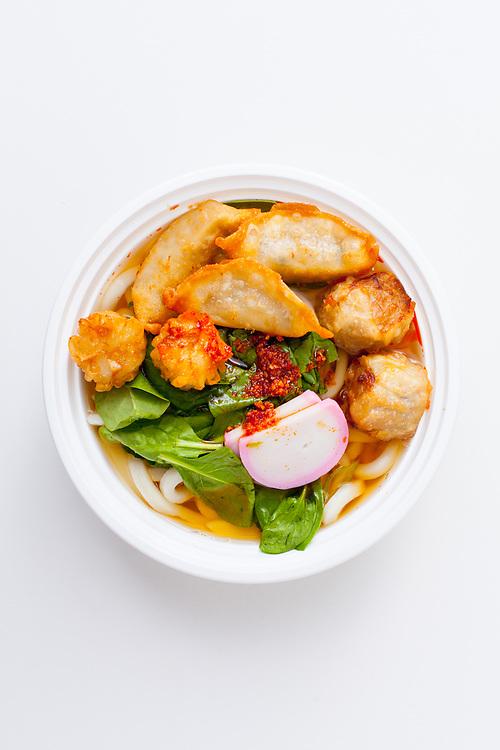 Dumpling Udon from Ennju ($13.07)