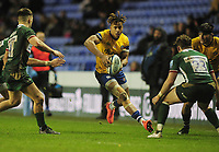 Rugby Union - 2019 / 2020 Gallagher Premiership - London Irish vs. Bath<br /> <br /> Anthony Watson of Bath, at Madejski Stadium.<br /> <br /> COLORSPORT/ANDREW COWIE
