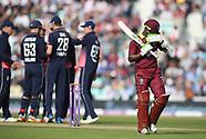 England v West Indies - 4th ODI - 27 Sept 2017