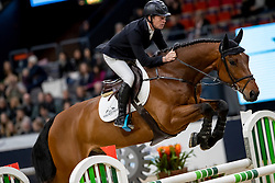 BENGTSSON Rolf-Göran (SWE), Oak Grove's Carlyle <br /> Göteborg - Gothenburg Horse Show 2019 <br /> Int. jumping competition presented by Volvo<br /> Against the clock (1.40 m)<br /> Longines FEI Jumping World Cup™ Final and FEI Dressage World Cup™ Final<br /> 03. April 2019<br /> © www.sportfotos-lafrentz.de/Stefan Lafrentz