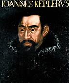 Germany, Johannes Kepler, 1571 – 1630 AD