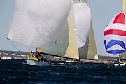 Intrepid, Modern class at the 12 Meter Class North American Championship