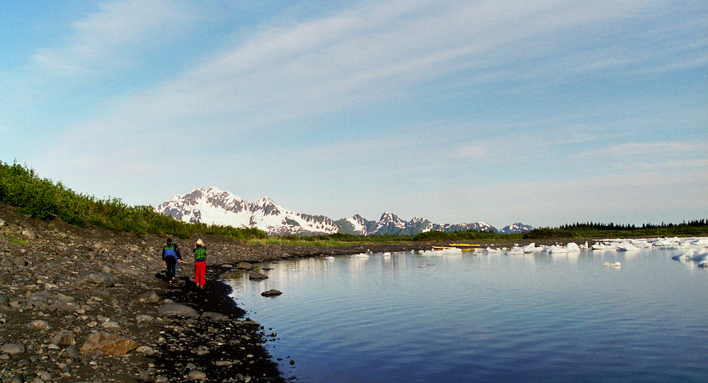Aialik Bay, Seward, Alaska. 1999