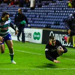 Edinburgh Rugby v Benetton Treviso | Pro12 | 19 December 2014