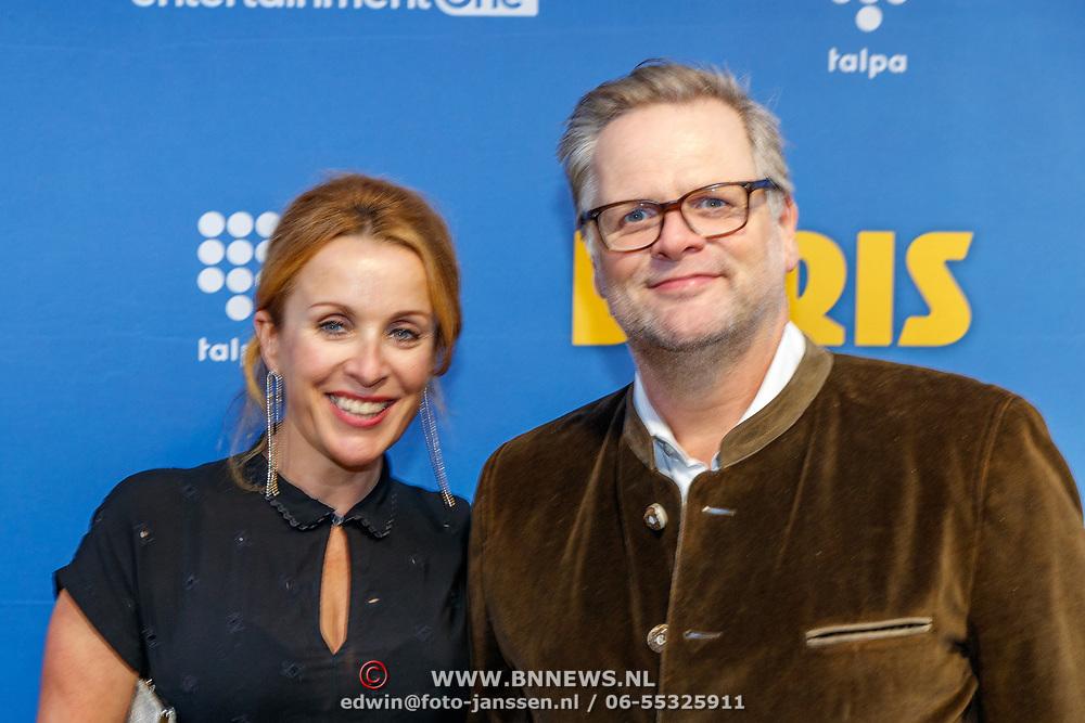 NLD/Amsterdam/20180917 - Premiere Doris, Annick Boer en Patrick Stoof
