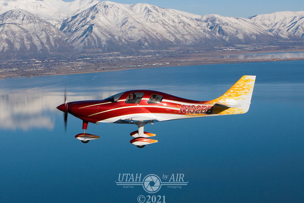 Lancair Super ES Airplane