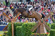Meredith Michaels Beerbaum - Bella Donna 66<br /> World Equestrian Festival, CHIO Aachen 2012<br /> © DigiShots