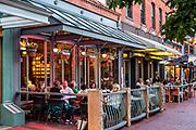 Riffs Urban Fare restaurant, Boulder, Colorado, USA