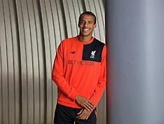161013 Liverpool FC Joel Matip