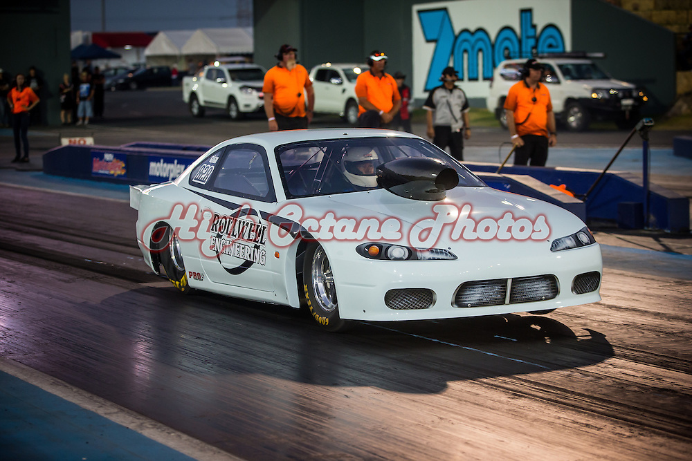 Robert Gaikhorst - 828 - Nissan S15 200SX - Super Competition (G/GA)