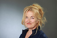 Louise Young writer, appears in Edinburgh International Book Festival. Edinburgh International Book Festival is the bigger book event in all Europe.