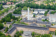 Nederland, Utrecht, Bilthoven, 26-06-2013; RIVM, Het Rijksinstituut voor Volksgezondheid en Milieu in Bilthoven.<br /> National Institute for Public Health and the Environment, Bilthoven<br /> luchtfoto (toeslag op standaard tarieven);<br /> aerial photo (additional fee required);<br /> copyright foto/photo Siebe Swart.