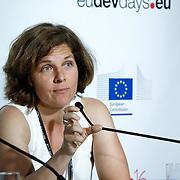 20160615 - Brussels , Belgium - 2016 June 15th - European Development Days - Natalia Alonso - Deputy Director of Advocacy & Campaigns Oxfam International<br />  © European Union