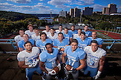 2014.08.28 CU Football Captains/Seniors