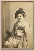 Nonomiya Shashin Kan<br /> <br /> Young beauty, Late 1920s - early 1930s.<br /> From the Nonomiya Shashin Kan (Nonomiya Photographic Studio) which was owned and operated by Nojima Yasuzo.<br /> <br /> Gelatin silver print with an under mat, mounted to studio enclosure.<br /> Print size: 3 5/8 in. x 5 5/8 in. (93 mm x 137 mm).<br /> Studio enclosure size (when folded up): 6 5/8  in. x 10 in. (168 mm x 255 mm).<br /> <br /> Offered as part of a collection of images by Nojima's Tokyo studios.<br /> <br /> <br /> <br /> <br /> <br /> <br /> <br /> <br /> <br /> <br /> <br /> <br /> <br /> <br /> <br /> <br /> <br /> <br /> <br /> <br /> <br /> <br /> <br /> <br /> <br /> <br /> <br /> <br /> <br /> <br /> <br /> <br /> <br /> <br /> <br /> <br /> <br /> <br /> <br /> <br /> <br /> <br /> <br /> <br /> <br /> <br /> <br /> <br /> <br /> <br /> <br /> <br /> <br /> <br /> <br /> <br /> <br /> <br /> <br /> <br /> <br /> <br /> <br /> <br /> <br /> <br /> <br /> <br /> <br /> <br /> <br /> <br /> <br /> <br /> <br /> <br /> <br /> <br /> <br /> <br /> <br /> <br /> .