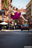 Dance As Art The New York City Photography Project - Little Italy Series with Joceyln Farbaugh