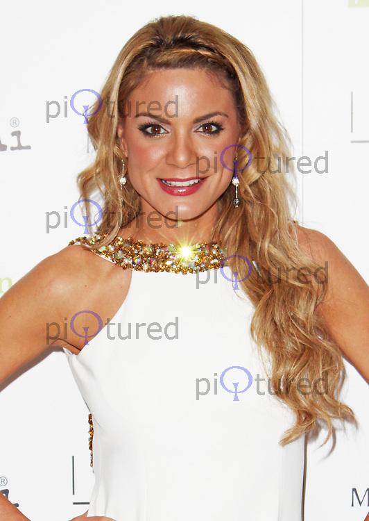 LONDON - February 11: Charlotte Jackson at the Pia Michi Charity Ball (Photo by Brett D. Cove)