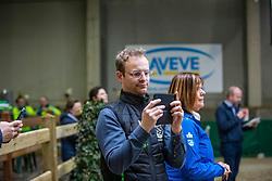Tanghe Arthur, BEL, Technisch Directeur LRV<br /> Nationaal Indoor Kampioenschap Pony's LRV <br /> Oud Heverlee 2019<br /> © Hippo Foto - Dirk Caremans<br /> 09/03/2019