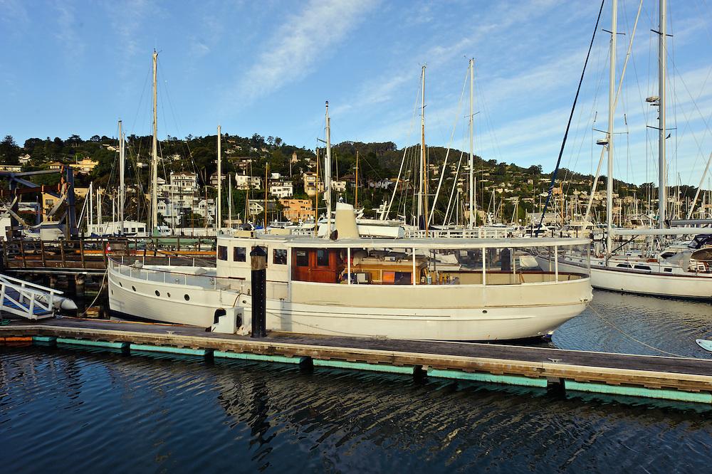 White Heron 1926 58 foot Power Yacht, California, Sausalito