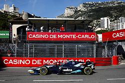 May 24, 2018 - Montecarlo, Monaco - 06 Nicholas LATIFI from Canada of DAMS during the Monaco Formula 2 Grand Prix at Monaco on 24th of May, 2018 in Montecarlo, Monaco. (Credit Image: © Xavier Bonilla/NurPhoto via ZUMA Press)