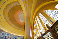 Union Terminal Building in Cincinnati
