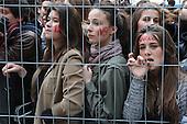 Sarkozy's Supporters disillusion Mutualité Paris