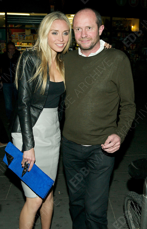 20.SEPTEMBER.2012. LONDON<br /> <br /> NOELLE RENO AND SCOT YOUNG ATTEND BOUJIS NIGHT CLUB'S 10TH ANNIVERSARY PARTY.<br /> <br /> BYLINE: EDBIMAGEARCHIVE.CO.UK<br /> <br /> *THIS IMAGE IS STRICTLY FOR UK NEWSPAPERS AND MAGAZINES ONLY*<br /> *FOR WORLD WIDE SALES AND WEB USE PLEASE CONTACT EDBIMAGEARCHIVE - 0208 954 5968*