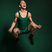 UVU Wrestling team promo and group shots on the campus of Utah Valley University in Orem, Utah on Wednesday Sept. 27, 2017. (August Miller, UVU Marketing)