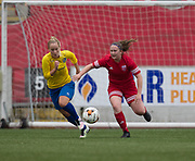- Cumbernauld Colts Ladies v Forfar Farmington in the SSE Scottish Women's Cup quarter final at Broadwood Stadium, Cumbernauld<br /> <br />  - &copy; David Young - www.davidyoungphoto.co.uk - email: davidyoungphoto@gmail.com