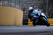 Sam WEST, PRL Worthington, BMW<br /> 64th Macau Grand Prix. 15-19.11.2017.<br /> Suncity Group Macau Motorcycle Grand Prix - 51st Edition<br /> Macau Copyright Free Image for editorial use only