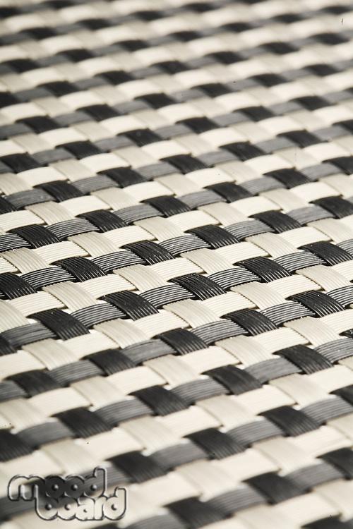 Fabric mat close-up - texture