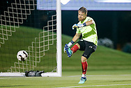 May 28, 2019: OKC Energy FC plays the Tampa Bay Rowdies in the third round of the US Open Cup at John Crain Field at the OU soccer complex in Norman, Oklahoma.